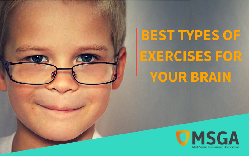 Best Types of Exercises for Your Brain