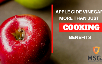 Apple Cider Vinegar: More than just Cooking Benefits