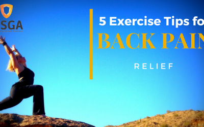 5 Exercise Tips for Back Pain Relief