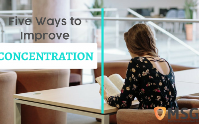 Five Ways to Improve Concentration