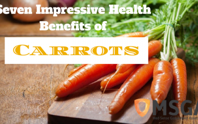 Seven Impressive Health Benefits of Carrots