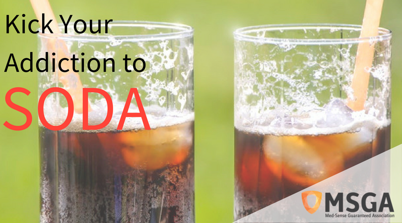 5 Reasons Why You Should Kick Your Addiction to Soda