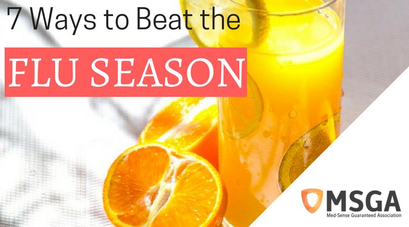 Seven Ways to Beat the Flu Season