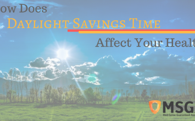 How Does Daylight Savings Time Affect Your Health