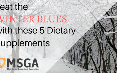 Beat Winter Blues with These 5 Dietary Supplements