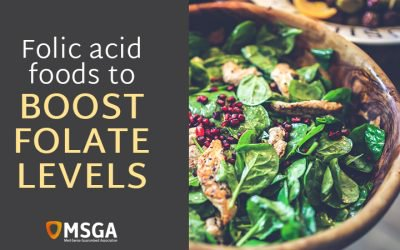 Folic Acid Foods to Boost Folate Levels