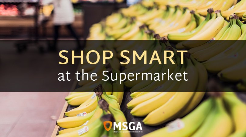 Shop Smart at the Supermarket