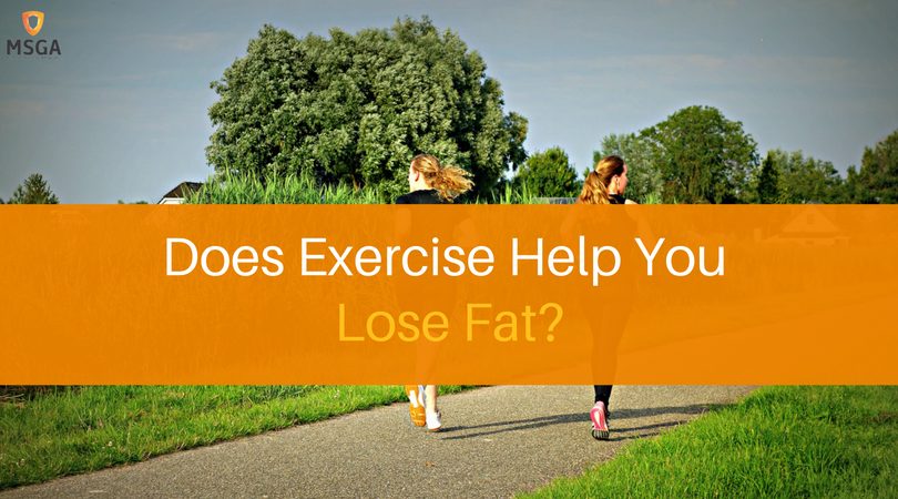Does Exercise Help You Lose Fat?