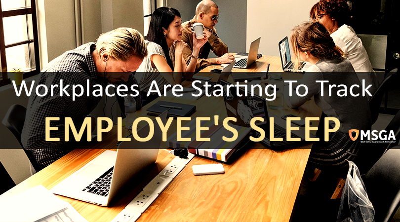 Workplaces Are Starting To Track Their Employees' Sleep