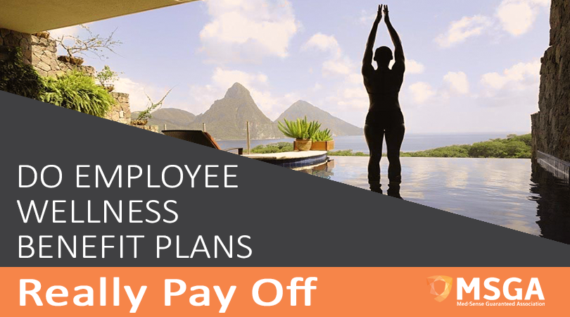 Do Employee Wellness Benefit Programs Really Pay Off?