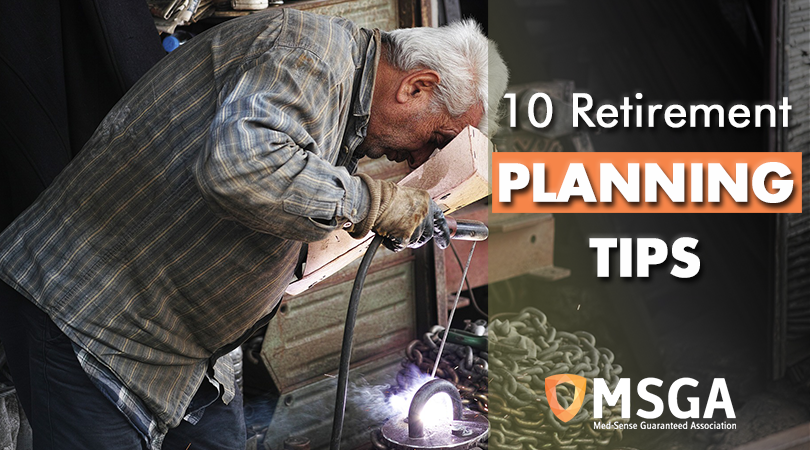 Ten Retirement Planning Tips