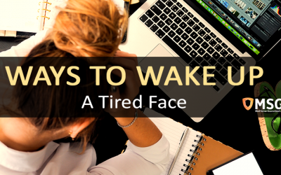 Ways to Wake Up a Tired Face