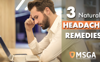 3 Natural Headache Remedies that Work Instantly
