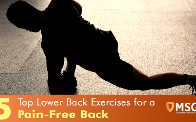 5 Top Lower Back Exercises for a Pain-Free Back