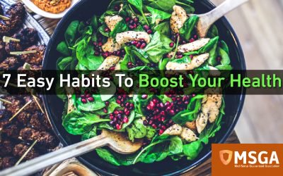 7 Easy Habits To Boost Your Health