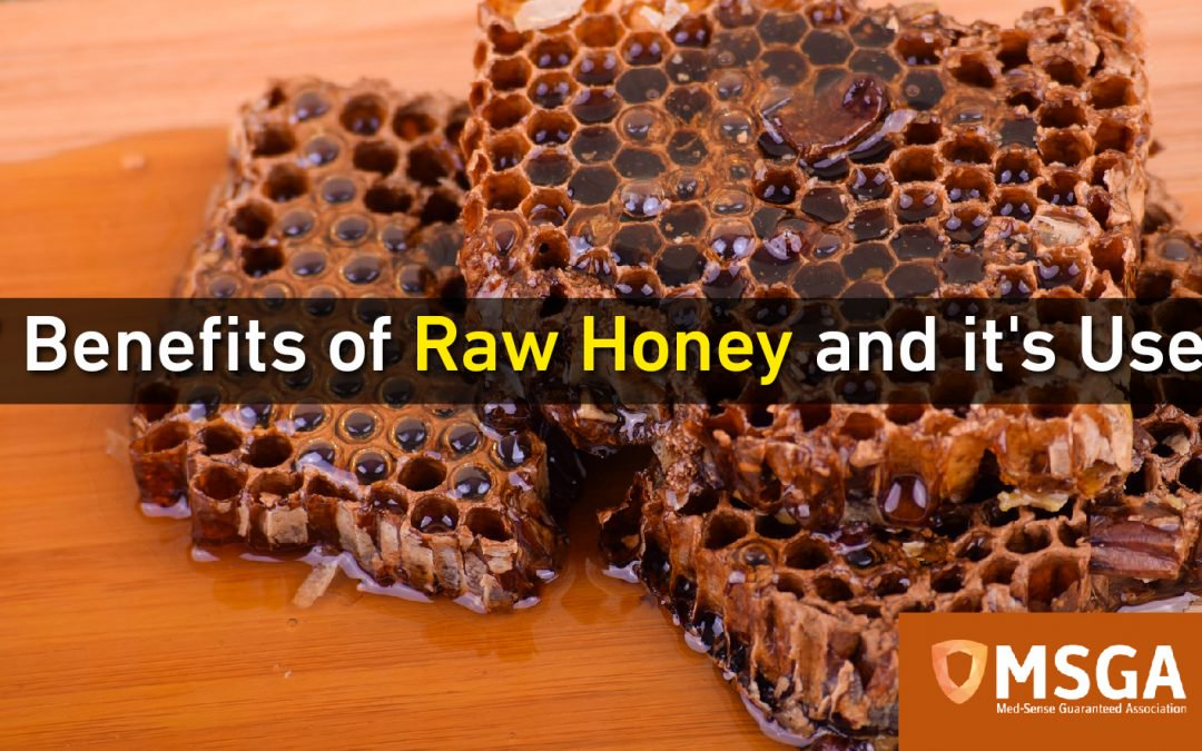 7 Benefits of Raw Honey and It's Uses