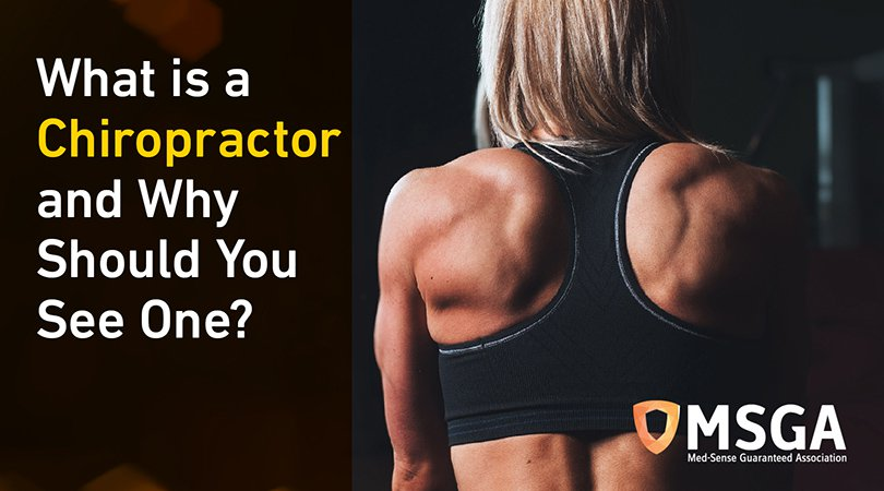 What is a Chiropractor and Why Should You See One?