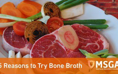 5 Reasons to Try Bone Broth