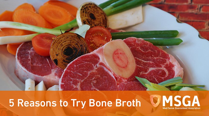 5 Reasons to Try Bone Broth