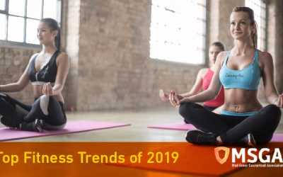 Top Fitness Trend of 2019