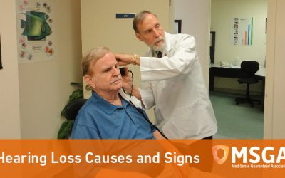 Hearing Loss Causes And Signs