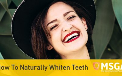 How to Naturally Whiten Teeth at Home