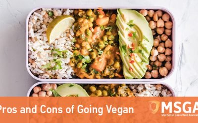 Pros and Cons of Going Vegan