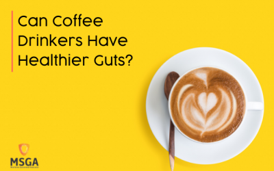 Can Coffee Drinkers Have Healthier Guts?