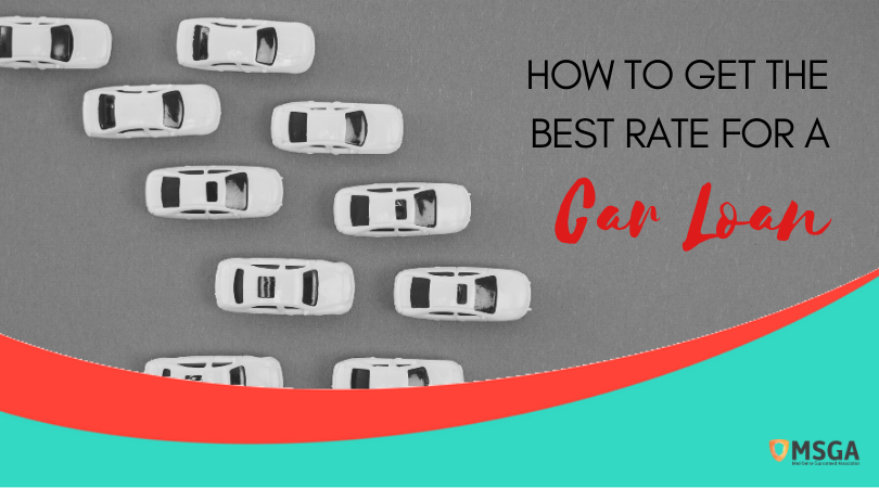How to Get the Best Rate for a Car Loan