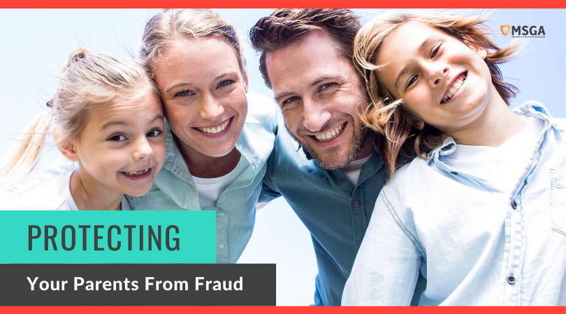 Protecting Parents from fraud