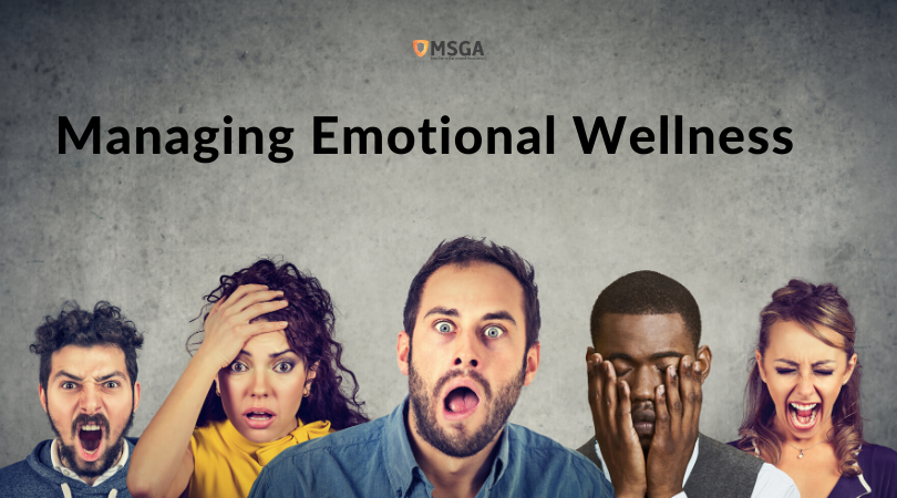 5 Tips for Managing Emotional Wellness