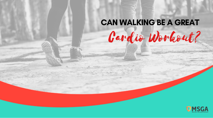 Can Walking Be a Great Cardio Workout?