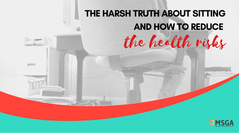 The Harsh Truth about Sitting and How to Reduce the Health Risks