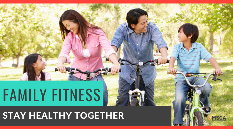 Family Fitness: Stay Healthy Together