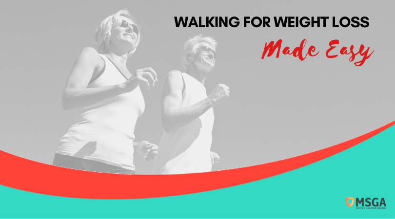 Walking for Weight Loss Made Easy
