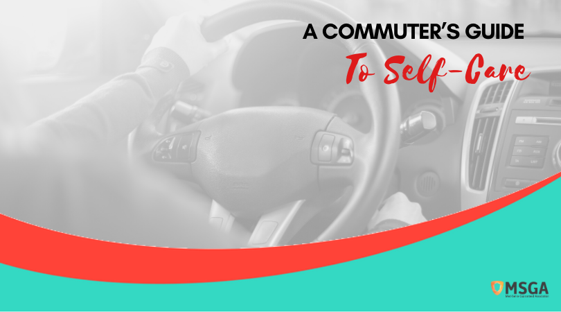 A Commuter's Guide to Self-Care