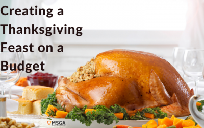 Creating a Thanksgiving Feast on a Budget