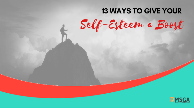 Give Your Self-Esteem a Boost