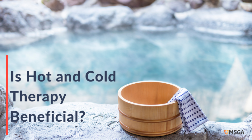 Is Hot and Cold Therapy Beneficial?