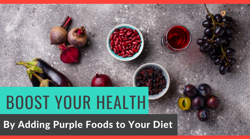 Boost Your Health By Adding Purple Foods to Your Diet