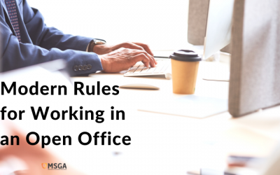 Modern Rules for Working in an Open Office